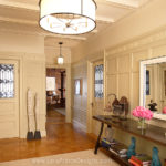 Chic Foyer Design