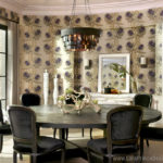Hip And Edgy Dining Room